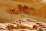 Temple Mountain Wash pictograph panel, Fremont culture...San Rafael Reef, Utah.
