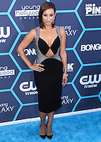 LOS ANGELES, CA, USA - JULY 27: Dancer Cheryl Burke arrives at the 16th Annual Young Hollywood Awards held at The Wiltern on July 27, 2014 in Los Angeles, California, United States. (Photo by Xavier Collin/Celebrity Monitor)