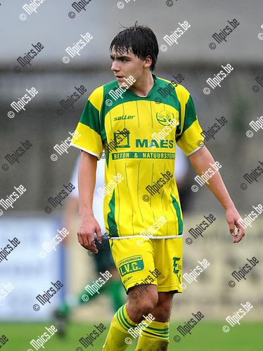 2011-08-14 / Voetbal / seizoen 2011-2012 / Witgoor Sport / Jonas Janssen..Foto: mpics