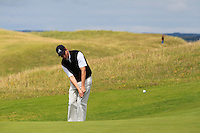 James Fox (Portmarnock) on the 3rd during Matchplay Round 2 of the South of Ireland Amateur Open Championship at LaHinch Golf Club on Friday 22nd July 2016.<br /> Picture:  Golffile | Thos Caffrey<br /> <br /> All photos usage must carry mandatory copyright credit   (© Golffile | Thos Caffrey)