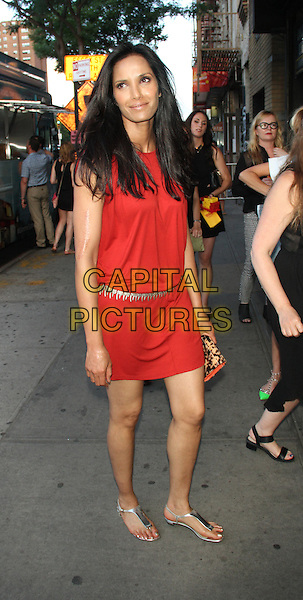 June 26, 2014: Padma Lakshmi at the New Line Cinema presents special screening of Tammy at the Landmark Sunshine Cinema in New York.<br /> CAP/MPI/RW<br /> &copy;RW/ MediaPunch/Capital Pictures
