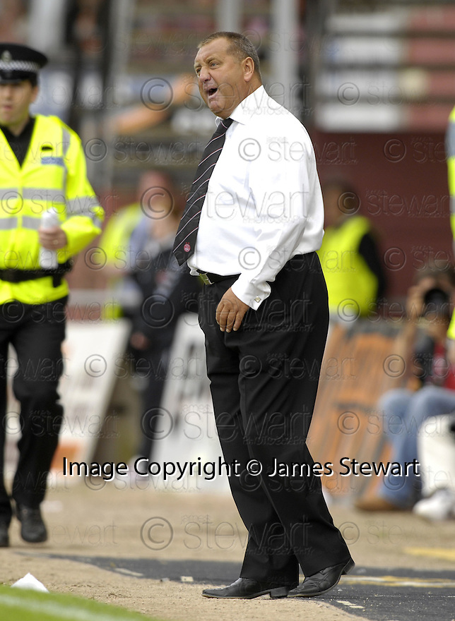 04/08/2007       Copyright Pic: James Stewart.File Name : sct_jspa16_dundee_utd_v_aberdeen.JIMMY CALDERWOOD DURING THE GAME AGANST DUNDEE UTD...James Stewart Photo Agency 19 Carronlea Drive, Falkirk. FK2 8DN      Vat Reg No. 607 6932 25.Office     : +44 (0)1324 570906     .Mobile   : +44 (0)7721 416997.Fax         : +44 (0)1324 570906.E-mail  :  jim@jspa.co.uk.If you require further information then contact Jim Stewart on any of the numbers above........