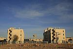 Israel, Negev, residential area in Mitzpe Ramon