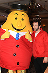 (Shane Personal Event).Mr Tayto and his Helper make an appearance and entertain on the night..Picture: Shane Maguire / www.newsfile.ie.