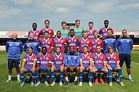 Dagenham & Redbridge FC Press Day 02-08-15