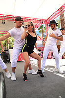 18 May 2019 - Las Vegas, NV - Ally Brooke. Ally Brooke performs July 4th Weekend at Flamingo Las Vegas' Go Pool Dayclub. Photo Credit: MJT/AdMedia