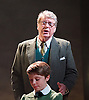 The Go Between <br /> by David Wood  based on the novel by L P Hartley <br /> at The Apollo Theatre, London, Great Britain <br /> Press photocall <br /> 6th June 2016 <br /> <br /> Michael Crawford as Leo Colston<br /> William Thompson as Leo (as a little boy) <br /> <br /> <br /> Photograph by Elliott Franks <br /> Image licensed to Elliott Franks Photography Services