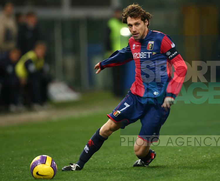 Marco Rossi of Genoa