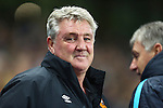 Hull's manager, Steve Bruce - Manchester City vs Hull City - Capital One Cup - Etihad Stadium - Manchester - 29/12/2015 Pic Philip Oldham/SportImage