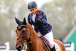 2nd Place. Team GB. Holly Smith riding Hearts Destiny. GBR. Jump Off. Showjumping. Longines FEI Jumping Nations Cup of Great Britain at the BHS Royal International Horse Show. All England Jumping Course. Hickstead. Great Britain. 29/07/2018. ~ MANDATORY Credit Elli Birch/Sportinpictures - NO UNAUTHORISED USE - 07837 394578