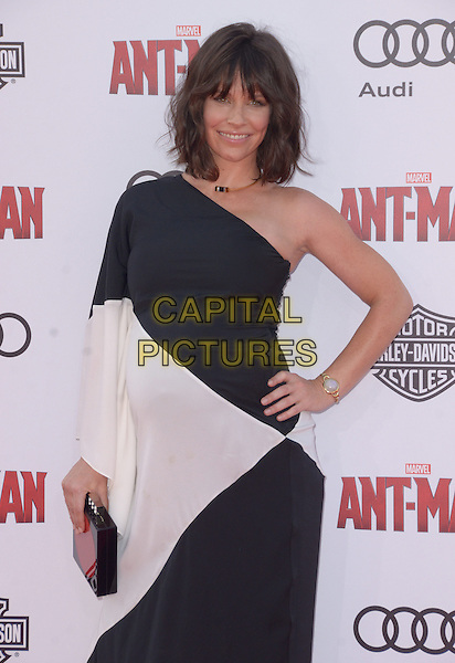 29 June 2015 - Hollywood, California - Evangeline Lilly. Arrivals for the world premiere of Marvel's &quot;Ant-Man&quot; held at The Dolby Theater. <br /> CAP/ADM/BT<br /> &copy;BT/ADM/Capital Pictures
