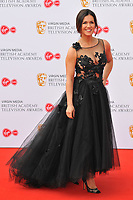 Susanna Reid at the British Academy (BAFTA) Television Awards 2019, Royal Festival Hall, Southbank Centre, Belvedere Road, London, England, UK, on Sunday 12th May 2019.<br /> CAP/CAN<br /> ©CAN/Capital Pictures