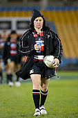 Kane Hancy. Air New Zealand Cup rugby game between Counties Manukau Steelers & Wellington played at Mt Smart Stadium on the 31st August 2007. The Score was 13 all at halftime, with Wellington going on to win 33 - 18.