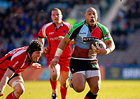 Harlequins v Worcester Warriors