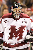 Jeff Teglia (UMass - 1) - The University of Massachusetts (Amherst) Minutemen defeated the University of Vermont Catamounts 3-2 in overtime on Saturday, January 7, 2012, at Fenway Park in Boston, Massachusetts.
