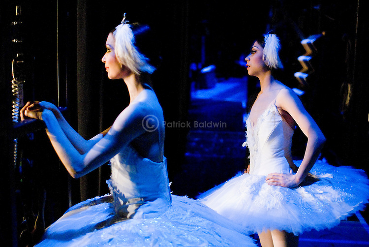 English National Ballet. Swan Lake