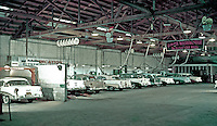 Bryner Chevrolet Repair and Car Wash are of the dealership. 1959. PA.