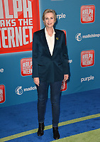 "LOS ANGELES, CA. November 05, 2018: Jane Lynch at the world premiere of ""Ralph Breaks The Internet"" at the El Capitan Theatre.<br /> Picture: Paul Smith/Featureflash"