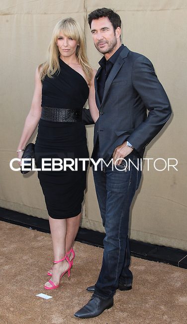 BEVERLY HILLS, CA - JULY 29: Toni Collette and Dylan McDermott attend the CBS, Showtime, CW 2013 TCA Summer Stars Party at 9900 Wilshire Blvd on July 29, 2013 in Beverly Hills, California. (Photo by Celebrity Monitor)
