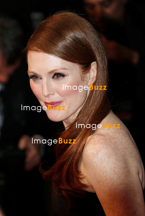 CPE/Julianne Moore attends the Opening Ceremony and 'The Great Gatsby' Premiere during the 66th Annual Cannes Film Festival at the Theatre Lumiere on May 15, 2013 in Cannes, France.