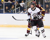 Daniel Carr (Union - 9) - The University of Minnesota-Duluth Bulldogs defeated the Union College Dutchmen 2-0 in their NCAA East Regional Semi-Final on Friday, March 25, 2011, at Webster Bank Arena at Harbor Yard in Bridgeport, Connecticut.