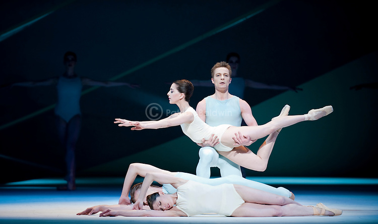 The Royal Ballet. Sensorium. Choreographed by Alastair Marriott. Designed by Adam Wiltshire.