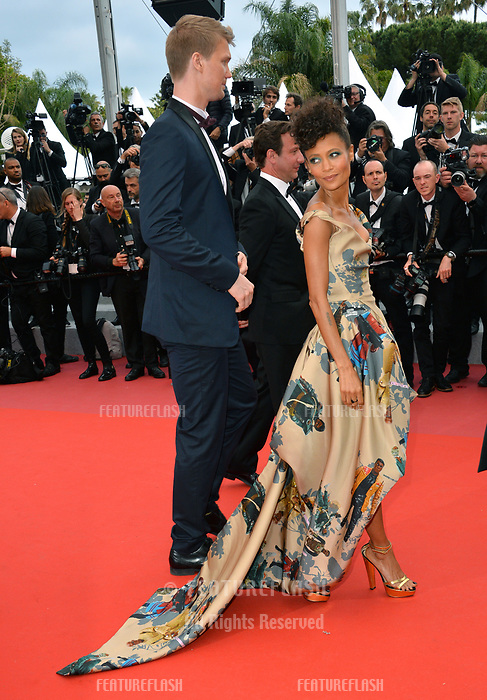 Thandie Newton at the gala screening for &quot;Solo: A Star Wars Story&quot; at the 71st Festival de Cannes, Cannes, France 15 May 2018<br /> Picture: Paul Smith/Featureflash/SilverHub 0208 004 5359 sales@silverhubmedia.com