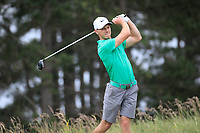 Rowan Lester (IRL) during the first round of the European Amateur Championship played at the Royal Hague Golf and Country Club, The Hague, Netherlands. 27/06/2018<br /> Picture: Golffile | Phil Inglis<br /> <br /> All photo usage must carry mandatory copyright credit (&copy; Golffile | Phil Inglis)