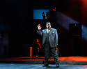 """London, UK. 01.11.2019. The West End transfer of the Young Vic prodution of Arthur Miller's """"Death of a Salesman"""", produced by Elliott & Harper Productions and Cindy Tolan, starring Wendell Pierce and Sharon D Clarke, begins its run at the Piccadilly Theatre in London, where it will run until 4th Janurary 2020. Picture shows: Wendell Pierce (Willy Loman). Photograph © Jane Hobson."""