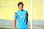 Yoichiro Kakitani (JPN), JUNE 12, 2014 - Football / Soccer : Japan's national soccer team training session at Japan's team base camp in Itu Brazil. (Photo by Kenzaburo Matsuoka/AFLO)