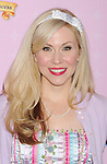 """BURBANK, CA - NOVEMBER 10: Ashley Eckstein arrives at the Disney Channel's Premiere Party For """"Sofia The First: Once Upon A Princess"""" at the Walt Disney Studios on November 10, 2012 in Burbank, California."""