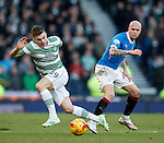 James Forrest and Nicky Law