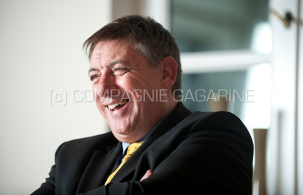 Belgian politician, Deputy Prime Minister and Minister of the Interior, Jan Jambon (Belgium, 16/12/2015)