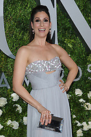 www.acepixs.com<br /> June 11, 2017  New York City<br /> <br /> Stephanie J. Block attending the 71st Annual Tony Awards arrivals on June 11, 2017 in New York City.<br /> <br /> Credit: Kristin Callahan/ACE Pictures<br /> <br /> <br /> Tel: 646 769 0430<br /> Email: info@acepixs.com