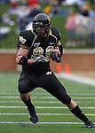 07 October 2006: Wake Forest's John Tereshinski. The Clemson University Tigers defeated the Wake Forest University Demon Deacons 27-17 at Groves Stadium in Winston-Salem, North Carolina in an Atlantic Coast Conference NCAA Division I College Football game.