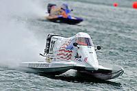 26  July, 2009, Trenton, Michigan USA.Stacy Funk (#37) and Howie Nichols (#4).©2009 F.Peirce Williams USA.SST-120 class
