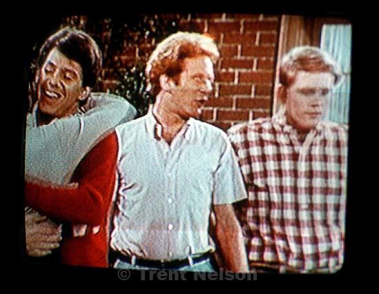&quot;Happy Days&quot; on television.; San Ramon, CA<br />