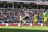 Martyn Waghorn of Derby County shows frustration at having his penalty saved during Derby County vs West Bromwich Albion, Sky Bet EFL Championship Football at Pride Park Stadium on 24th August 2019
