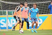 01.09.2015: Training der Nationalmannschaft