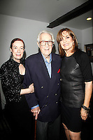 WEST HOLLYWOOD - SEP 21: Alba Francesca, James Karen, Linda Gray at a screening of 'Wally's Will' with Linda Gray to benefit The Actors Fund at a Julien's Auctions on September 21, 2016 in West Hollywood, California