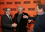 Matthew Broderick, Harvey Fierstein and Brian Kerwin attends the Off-Broadway Opening Night performance of the Second Stage Production on 'Torch Song'  on October 19, 2017 at Tony Kiser Theater in New York City.