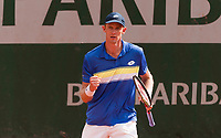KEVIN ANDERSON (RSA)<br /> <br /> TENNIS - FRENCH OPEN - ROLAND GARROS - ATP - WTA - ITF - GRAND SLAM - CHAMPIONSHIPS - PARIS - FRANCE - 2017  <br /> <br /> <br /> <br /> &copy; TENNIS PHOTO NETWORK