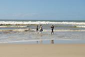 Bahia State, Brazil. Serra Grande beach (Praia da Pe, Pe de Serra Grande).