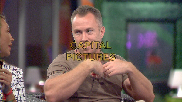 James Jordan<br /> in Celebrity Big Brother - Summer 2014 (Day 14)<br /> *Editorial Use Only*<br /> CAP/NFS<br /> Image supplied by Capital Pictures