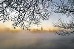 MC 12.19.16 St. Joe Lake Cold 02.JPG by Matt Cashore/University of Notre Dame