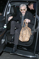 NEW YORK, NY November 14:Billy Bob Thornton at NBC's Today Show  to talk about his new movie Bad Santa 2 in New York City.November 14, 2016. Credit:RW/MediaPunch