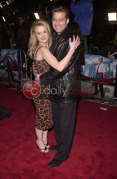 Lauren Woodland and fiance Gary Hecker