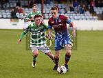 Drogheda United Richie Purdy. Photo:Colin Bell/pressphotos.ie