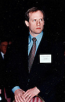 Montreal (Qc) CANADA - Jan 1997 File Photo -Louis Audet. cogeco