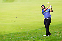 Andrew Johnston on the 4th fairway during the BMW PGA Golf Championship at Wentworth Golf Course, Wentworth Drive, Virginia Water, England on 28 May 2017. Photo by Steve McCarthy/PRiME Media Images.